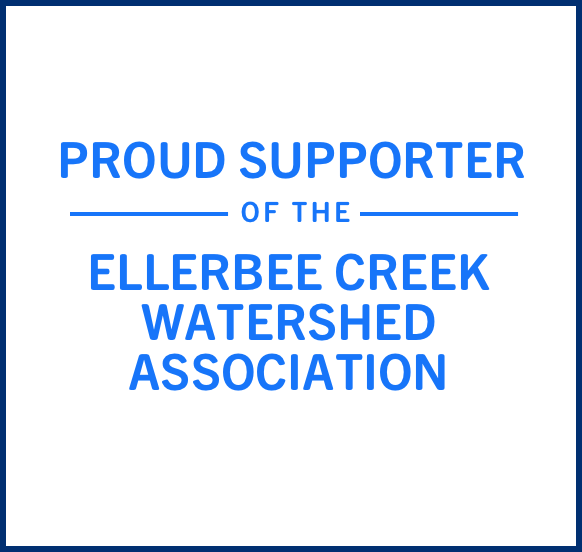 proud supporter of the ellerbee creek watershed association